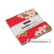 "All Weather Friend  - Charm Pack by April Rosenthal for Moda Fabrics - 42 x 5"" fabric squares"